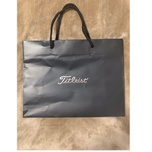 TITLEIST SHOPPING BAG / GIFT BAG